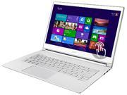 "Acer S7-392-6832 Intel Core i5 8 GB Memory 128 GB SSD 13.3"" Touchscreen Ultrabook Windows 8 (Manufacturer Recertified)"