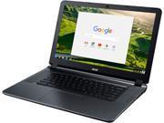 Acer CB3-532-C42P 15.6 Active Matrix TFT Color LCD Chromebook - Intel Celeron N3060 Dual-core (2 Core) 1.60 GHz - 4 GB LPDDR3 - 16 GB Flash Memory - Chrome OS