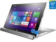 "Lenovo Miix 2 11 2in1 Tablet- Intel Core i3 4GB Memory 128GB SSD 11.6"" Touchscreen Windows 8.1 with Dock (59414153)"