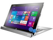 "Lenovo Miix 2 11 (59427303) Intel Core i5 8 GB Memory 128 GB SSD 11.6"" Touchscreen 2-in-1 Tablet Windows 8.1 64-Bit"