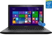 "Lenovo Notebooks IdeaPad G510s (885690) Intel Core i5 4200M (2.50 GHz) 6 GB Memory 1 TB HDD Intel HD Graphics 4600 15.6"" Touchscreen Windows 8.1 64-Bit"