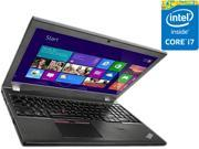"ThinkPad T550 (20CK000DUS) Intel Core i7 8 GB Memory 256 GB SSD 15.6"" Ultrabook Windows 8.1 Pro 64-Bit / Windows 7 Professional downgrade"