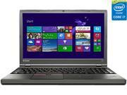 "ThinkPad Laptop W541 (20EF000NUS) Intel Core i7 4810MQ (2.80 GHz) 8 GB Memory 256 GB SSD NVIDIA Quadro K1100M 15.6"" Windows 7 Professional Upgradable to Windows 8.1 Pro"