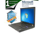 "Lenovo Laptop T410 Intel Core i5 520M (2.40GHz) 4GB Memory 160GB HDD Intel HD Graphics 14.1"" Windows 7 Professional 64-Bit"