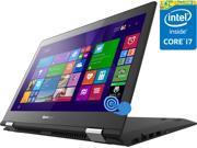"Lenovo IdeaPad Flex 3 Intel Core i7 8 GB Memory 1 TB HDD 8 GB SSD 14"" Touchscreen Convertible Laptop Windows 8.1"