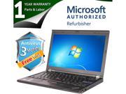 "Lenovo Laptop X220 Intel Core i5 2520M (2.50GHz) 4GB Memory 250GB HDD 12.5"" Windows 7 Professional 64-Bit"