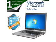 "HP Laptop EliteBook 8470P Intel Core i5 3320M (2.60 GHz) 8 GB Memory 1 TB HDD Intel HD Graphics 4000 14.0"" Windows 7 Professional 64-Bit"