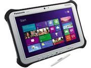 "Panasonic Toughpad FZ-G1F2G27CM Tablet PC - 10.1"" - In-plane Switching (IPS) Technology - Wireless LAN"