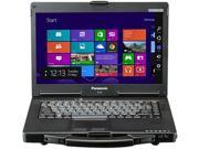 "Panasonic Toughbook 53 CF-532ALAYCM 14"" LED (CircuLumin) Notebook - Intel Core i5 i5-4310U 2 GHz"