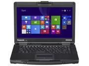 "Panasonic Toughbook 54 CF-54A2900CM 14"" LED Notebook - Intel Core i5 i5-5300U Dual-core (2 Core) 2.30 GHz - Black, Silver"