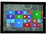 "Microsoft Surface Pro 3 with Intel Core i5-4300U 1.9 GHz (2.9 GHz Turbo), 12"" Touchscreen, 4 GB RAM, 128 GB Storage, Surface Pen, Windows 8.1 Pro"