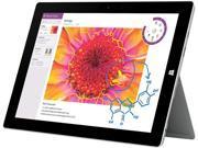 "Microsoft Surface 3 Intel Atom CPU 4GB RAM 128GB Storage 10.8"" Tablet PC 7G6-00001"
