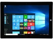 "Microsoft Surface 3 Intel Atom 2 GB Memory 64 GB 10.8"" Touchscreen Tablet Windows 10 Home"