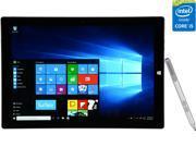 "Microsoft Surface Pro 3 Intel Core i5 8 GB Memory 256 GB 12.0"" Touchscreen Tablet PC Windows 10 Pro"