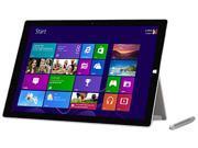 "Microsoft Surface Pro 3 Intel Core i3 4 GB Memory 64 GB 12.0"" Touchscreen Tablet - Grade A Windows 8.1 Pro"