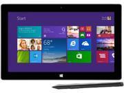 "Microsoft Surface Pro 2 Intel Core i5 4 GB Memory 128 GB 10.6"" Touchscreen Tablet - Grade B Windows 8.1 Pro"