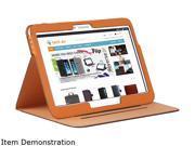 Tech air Orange 7 Samsung Galaxy Tab 4 Case in Orange Polyester TwillModel TAXSGT013