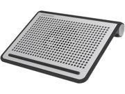 "Enermax TwisterOdio CP008 16"" Aluminum Surface Speaker Notebook Cooling Pad w/ DreamBass Soundchip"