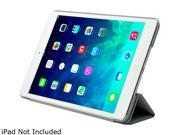 Cirago Gray Slim-Fit PU Case for Ipad Mini Model IPCM2PA1GRY