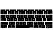 macally Black MacBook Keyboard Cover Model KBGuardMBBK