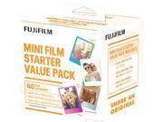 Fujifilm instax mini Instant Film Starter Pack #600017191