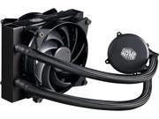 MasterLiquid 120 All in one CPU Liquid Cooler with Dual Chamber Pump by Cooler Master