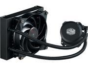 MasterLiquid Lite 120 All-in-one CPU Liquid Cooler with Dual Chamber Pump by Cooler Master