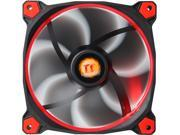 Thermaltake CL-F039-PL14RE-A Red LED Case Fan