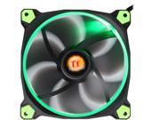 Thermaltake CL-F039-PL14GR-A Green LED Case Fan