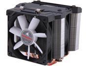 EVERCOOL HPO 12025 120mm x 2 SSF 12 Silent Fan Ever Lubricate CPU Cooler