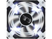 AeroCool DS 120mm White Patented Dual layered blades with noise and shock reduction frame