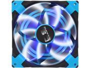 Image of AeroCool DS 140mm Blue Patented Dual layered blades with noise and shock reduction frame