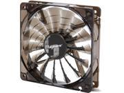 bgears b-PWM 120 Black 120mm PWM technology mini 4 pin 4 wire 2 ball bearing high speed high performance 15 blades Case Fan