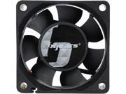 Image of bgears b-Blaster 60 2 Ball Bearing High Speed 5500rpm With 40 Cfm 60x60x25mm 3pin 3wire Dc Fan