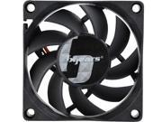 Image of bgears b-Blaster 70 2 Ball Bearing High Speed 4500rpm With 48 Cfm 70x70x15mm 3pin 3wire Dc Fan