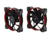 Corsair Air Series AF120 Quiet Edition CO 9050002 WW Twin Pack High Airflow Case Fan