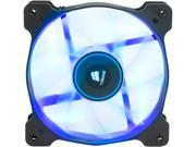 Corsair Air Series AF120 LED 120mm Quiet Edition High Airflow Fan Single Pack - Blue (CO-9050015-BLED)