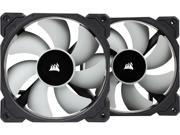 Corsair CO 9050039 WW ML120 120mm Premium Magnetic Levitation PWM Fan 2 Pack