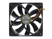 "Scythe SY1225SL12H 120mm ""Slipstream"" Case Fan"