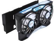 ARCTIC Accelero Twin Turbo III VGA Cooler for nVidia & AMD, Dual 92mm PWM Fans, Patented Backside Heatsink, SLI/CrossFire