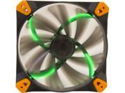 Antec True Quiet 120 GREEN 120mm Green LED Cooling Fan
