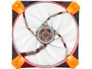 Antec TrueQuiet 120 UFO Rd 120mm Red LED Case Fan