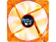 APEVIA 12SL-OG Orange LED Case Fan