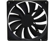 Fractal Design Silent Series R2 Black Edition Silence Optimized 140mm Case Fan