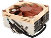 Noctua NH-L9x65 92 x 92 x 14mm, 92 x 92 x 25mm SSO2 Low-profile Quiet CPU Cooler, NF-A9x14 PWM fan