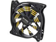 Sharkoon 000SKBY Shark Blade 120mm Cooling Case Fan – Yellow