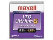Maxell LTO Ultrium 6 Data Cartridge