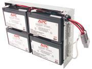 """APC RBC23 Replacement Battery Cartridge #23 Type: Battery Compatibility: SU1000R2BX120, SU1000R2IBX120, SU1000RM2U, SU1000RMI2U, SUA1000RM2U, SUA1000RMI2U, SUA1000RMUS Specifications: Battery Volt-Amp-Hour Capacity: 336   Battery Type: Maintenance-free sealed Lead-Acid battery with suspended electrolyte: leakproof   Battery mounting: Enclosed battery cartridge   Expected Battery Life (years): 3 - 5   RBC Quantity: 1 Dimensions: 3.25"""" x 8.5"""" x 13.5"""" (H x W x D) Weight: 22.00 lbs"""