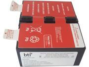 Image of Battery Technology APCRBC124-SLA124 BR1300G Replacement Battery
