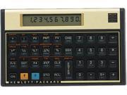 Hewlett Packard 12C 12C Financial Calculator 10 Digit LCD